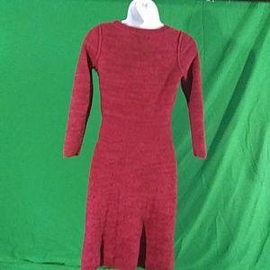 Anthropologie Dresses - Anthropologie sparrow vinifera sweater dress S